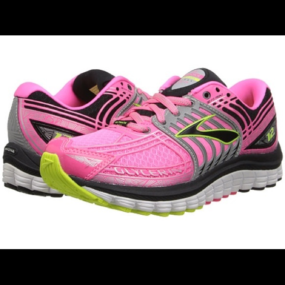 3b1027cd993c1 Brooks Shoes - Women s Brooks Glycerin 12 in Bright Pink ...