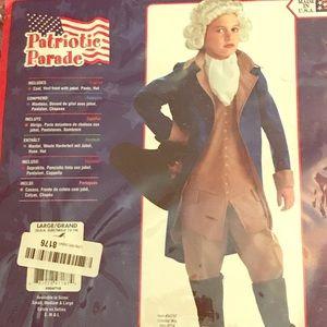 Other - George Washington costume