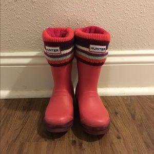 Hunter Boots Other - 🦋Toddler Hunter Boot Socks