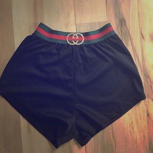 Gucci Pants - High waisted shorts