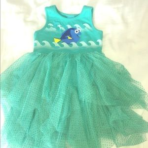 Disney Other - Girls Finding Dory 🐟 dress