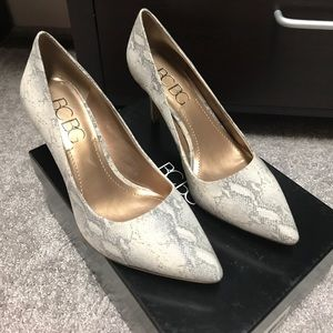 BCBG Paris Shoes - Brand New Never Worn BCBG heels!