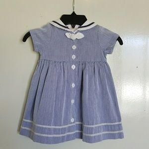 Hartstrings Other - Vintage Hartstrings Sailor Dress