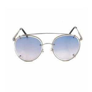 Style Link Miami Accessories - BLUE TWO TONE COLORED LENS SUNGLASSES