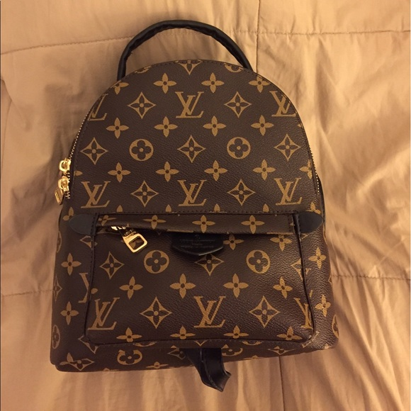 c84150606bdd Handbags - Louis vuitton palm springs backpack