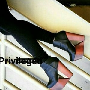 Privileged Shoes - Privileged Booties