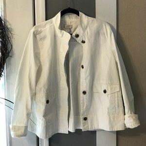 LOFT Jackets & Blazers - NWT, Loft Jacket, off White