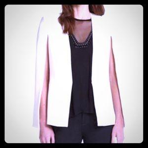 BCBG Jackets & Blazers - BcbgMaxazria cape