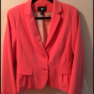 H&M blazer. New without tags.