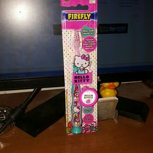 Other - hello kitty toothbrush new in package