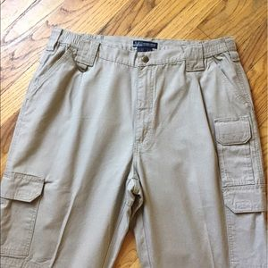 5.11 Tactical Other - NWOT 5.11 Tactical khaki Pants. Size 38