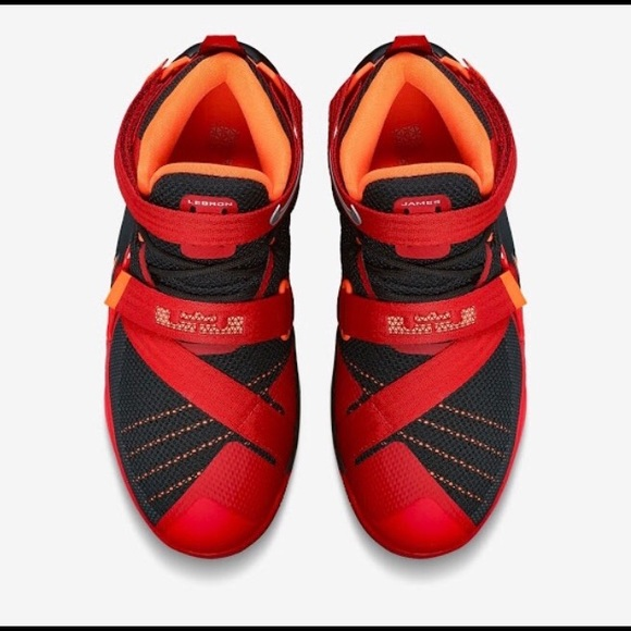 917590a1634 Kids Lebron James soldier 9 sneakers. M 594ea1ba6a5830912e00cda8