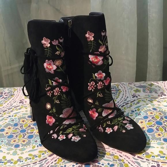 17f4fa8f4 NWOT gorgeous Sam Edelman Winnie boots. M 594e980dd14d7b3cc50107df
