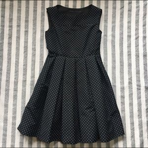 Zara Dresses & Skirts - [Zara] EUC Sleeveless Polkadot Dress- XS