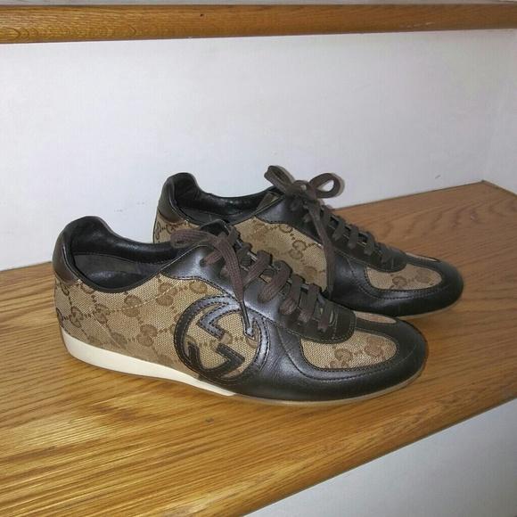 d4869650256 Gucci Shoes - Gucci Royal sport lace up sneakers sz eu 36 us 6