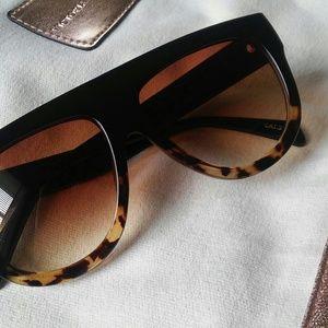Accessories - Starlet Glasses - Turtoise Print