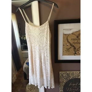 Dainty Hooligan Dresses & Skirts - White Lace Sundress