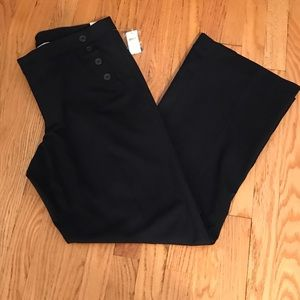 GAP Pants - GAP Navy Trouser Sailor Pant