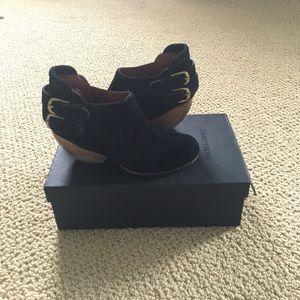 Rachel Comey Shoes - Beautiful Rachel Comey suede boots with buckles 8