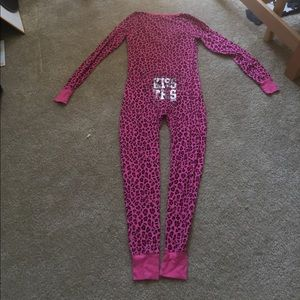 PINK Other - PINK union suit
