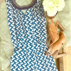 Day & Night Other - Day & Night blue and white size Small romper