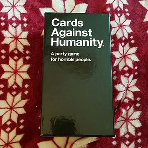 Other - Brand new Cards against humanity