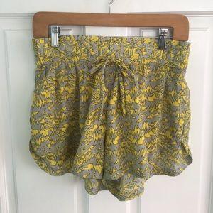 Zara Pants - LF Patterned Dolphin Style Shorts