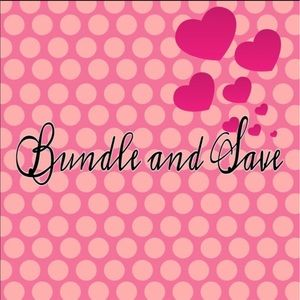 Bundle items together and save.