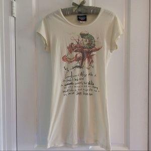 Junk Food Tops - Alice in Wonderland T-Shirt