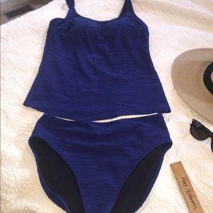 Gottex Blue Tankini