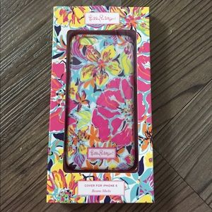 NWT Lilly Pulitzer iPhone 6 Case