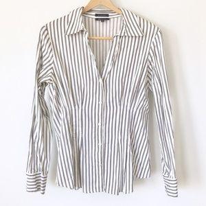 Flattering Anne Klein Shirt