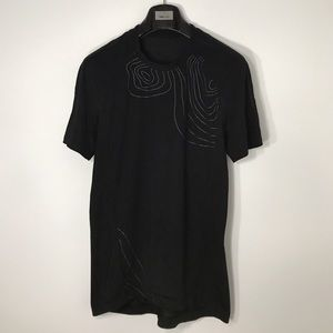 Lululemon {Men's} Basic Workout SL Tee Blk