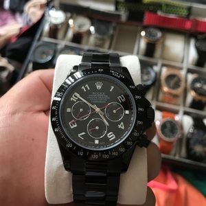 Rolex Other - Rolex Daytona cosmograph all black stainless steel