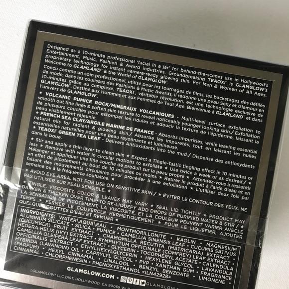 GLAMGLOW Makeup - BNIB GLAMGLOW YOUTHMUD EXFOLIATING TREATMENT