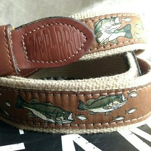 Zep-Pro Other - 🎣 Zep-Pro Embroidered Fishing Belt size 42