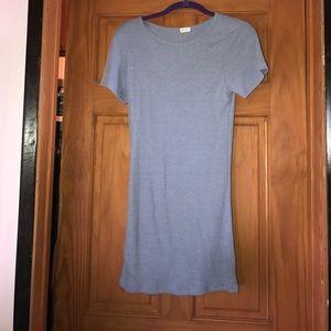 Brandy Melville Dresses & Skirts - Brandy Melville blue fitted dress