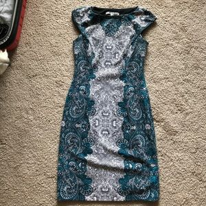 Dresses & Skirts - Paisley Business Dress