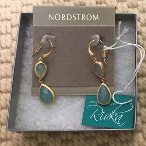 Rivka Friedman Teardrop Earrings