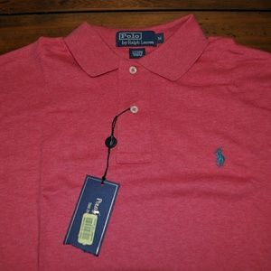 Polo by Ralph Lauren Other - NWT Polo Ralph Lauren SS Interlock, classic fit MD