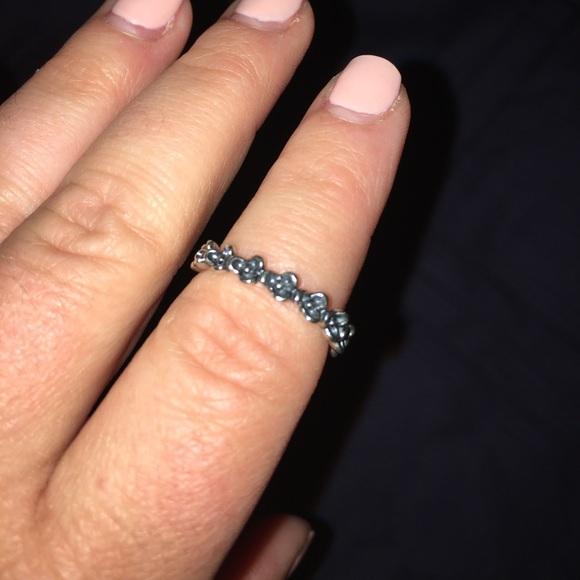 49aad7636 Pandora Floral Elegance Ring ️Pandora Floral Elegance ring ...