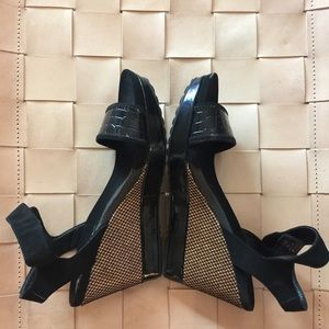 DKNY Shoes - All Dolled Up Darling DKNY wedge sandal