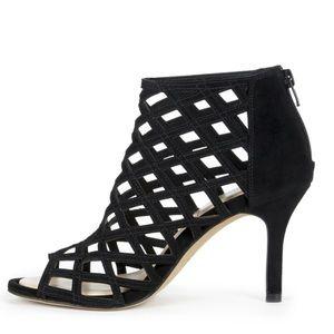 6ec92bb8b526 Sole Society Shoes - Sole Society Portia Caged Mid Heel