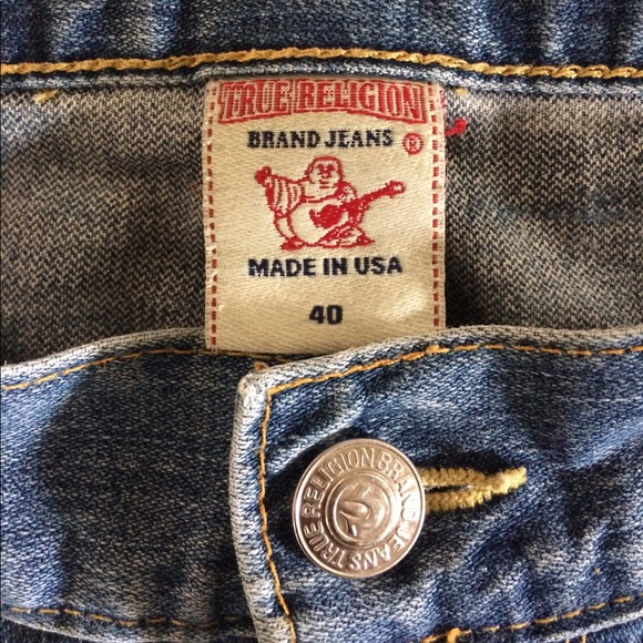 true religion true religion men 39 s jeans size 40 30 from elhombrenuclear 39 s closet on poshmark. Black Bedroom Furniture Sets. Home Design Ideas