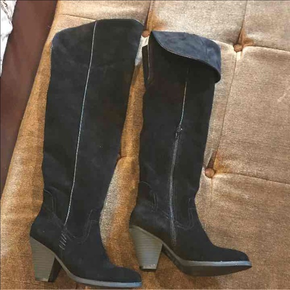 282ee917cc76 Mia over the knee boots