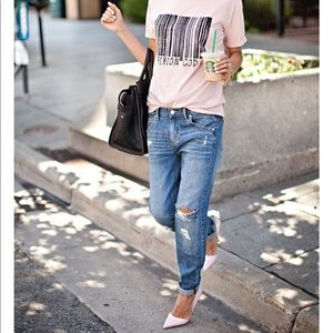 Asos light pink heels