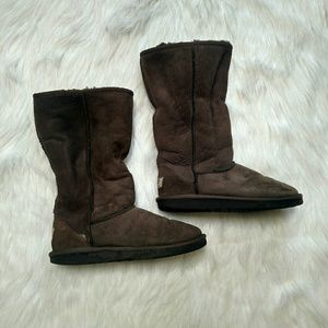 UGG Shoes - Ugg chocolate classic high boots 5