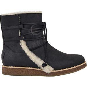 57aa2ad6c0a New! UGG Luisa Laced Boots UGGPure Sz 6.5 NWT