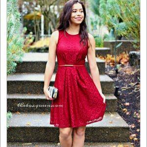 Loveappella Dresses & Skirts - Wisp Edith Lace Dress. STITCH FIX