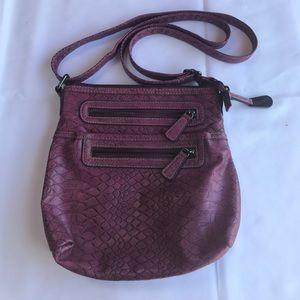 Rosetti Handbags - Purple satchel